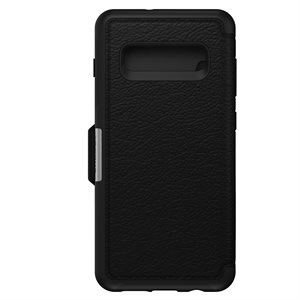 OtterBox Strada Case for Samsung Galaxy S10 Plus, Black