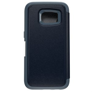 OtterBox Strada Case for Samsung Galaxy S7, Night Cannon Blue