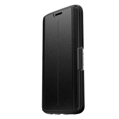 big sale 56cc1 0563d OtterBox Strada Case for Samsung Galaxy S7 Edge, Onyx Black