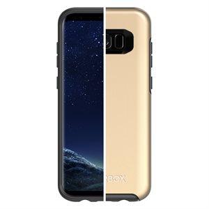 OtterBox Symmetry Case for Samsung Galaxy S8 Plus, Platinum Gold