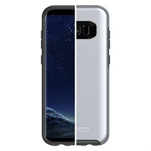 OtterBox Symmetry Case for Samsung Galaxy S8 Plus, Titanium Silver