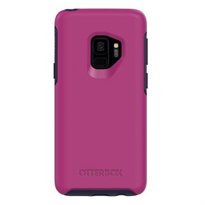 OtterBox Symmetry Case for Samsung Galaxy S9, Mix Berry Jam