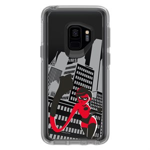 OtterBox Symmetry Case for Samsung Galaxy S9, Mrs. Incredible