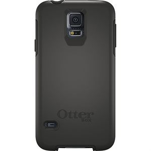 OtterBox Symmetry Case for Samsung Galaxy S5 / Neo, Black