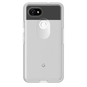 OtterBox Symmetry Clear Case for Google Pixel 2 XL, Clear