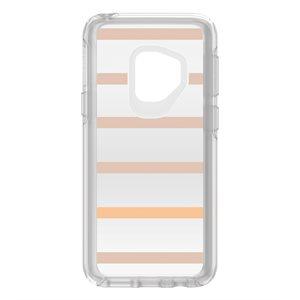 Étui OtterBox Symmetry Clear pour Samsung Galaxy S9, Inside the Lines