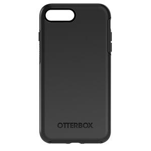 OtterBox Symmetry Case for iPhone 8 Plus / 7 Plus, Black
