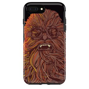 OtterBox Symmetry Case for iPhone 8 / 7 Plus, Chewbacca