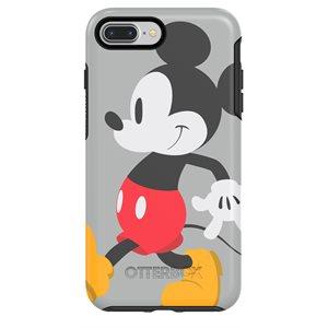 OtterBox Symmetry iPhone 8 / 7 Plus Disney Mickey Stripes