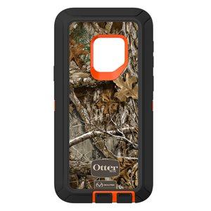 OtterBox Defender Samsung GS9 Real Tree Blaze Edge