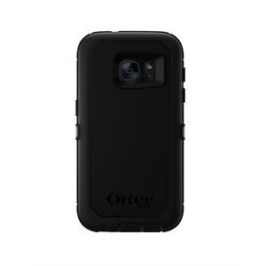 OtterBox Defender Case for Samsung Galaxy S7, Black