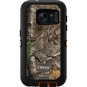 OtterBox Defender Case for Samsung Galaxy S7, Xtra Camo