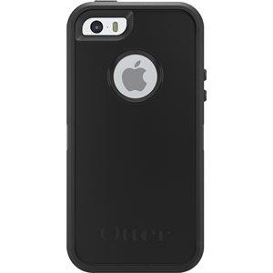 OtterBox Defender, iPhone 5s / SE, Black