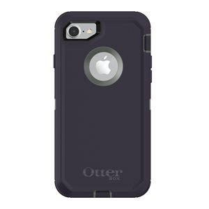 OtterBox Defender Case for iPhone SE / 8 / 7, Stormy Peaks