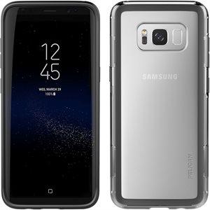 Pelican Adventurer Case for Samsung Galaxy S8, Clear / Black