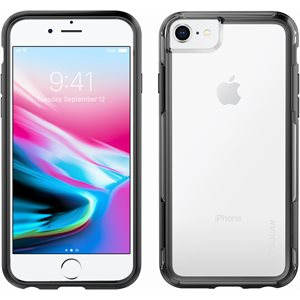 Pelican Adventurer Case for iPhone 6s / 7 / 8, Clear / Black