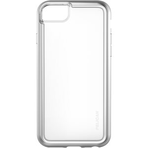 Pelican Adventurer Case for iPhone 6s / 7 / 8, Clear / Silver