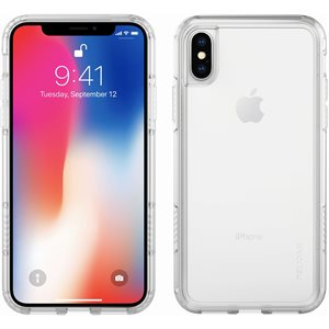 Pelican Adventurer for iPhone X / Xs, Clear / Clear