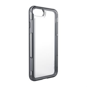Pelican Adventurer Case for iPhone 7 / 8, Clear / Grey