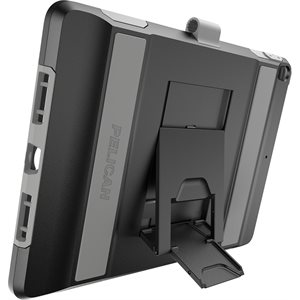 Pelican Voyager Case for iPad 2nd Generation 10.5, Black / Grey