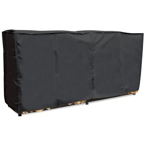 UniFlame Log Rack Cover, 8ft